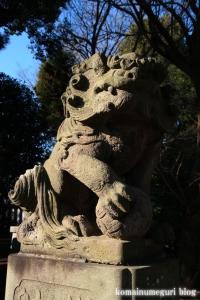 山王稲穂神社(小金井市本町)22