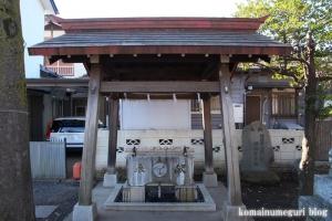 前原新明宮(小金井市前原町)2