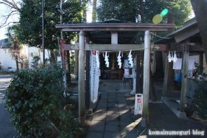 上宮大澤神社(小金井市貫井南町)5