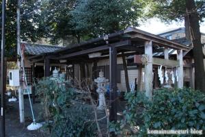 上宮大澤神社(小金井市貫井南町)11