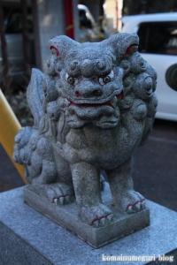 上宮大澤神社(小金井市貫井南町)3