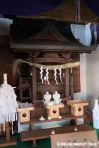 上宮大澤神社(小金井市貫井南町)8