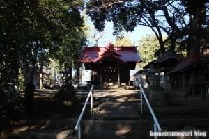 元町八幡神社(国分寺市西元町)3