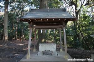 元町八幡神社(国分寺市西元町)4