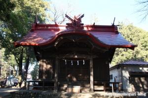 元町八幡神社(国分寺市西元町)5