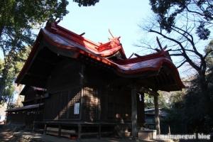 元町八幡神社(国分寺市西元町)7