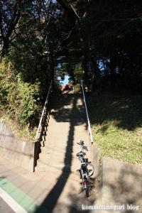 元町八幡神社(国分寺市西元町)1