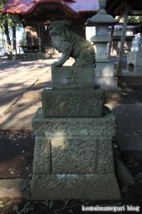 元町八幡神社(国分寺市西元町)11