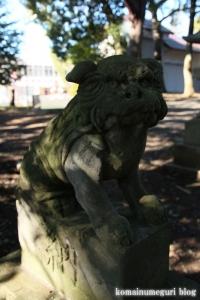 元町八幡神社(国分寺市西元町)16