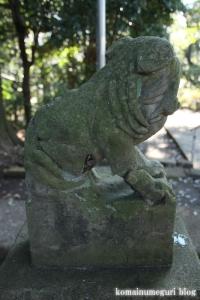 元町八幡神社(国分寺市西元町)13