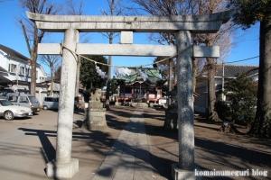 本多八幡神社(国分寺市本多)2