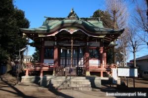 本多八幡神社(国分寺市本多)6