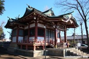 本多八幡神社(国分寺市本多)12
