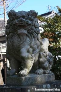 本多八幡神社(国分寺市本多)3