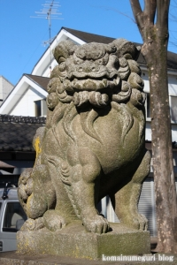 本多八幡神社(国分寺市本多)4