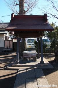 本多八幡神社(国分寺市本多)5