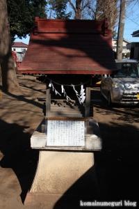 本多八幡神社(国分寺市本多)10