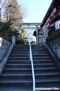 熊野神社(国分寺市西恋ヶ窪)1
