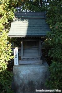 熊野神社(国分寺市西恋ヶ窪)5