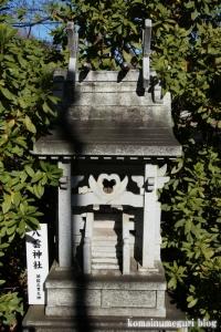 熊野神社(国分寺市西恋ヶ窪)7