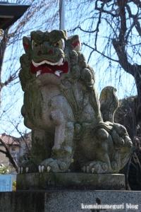 熊野神社(国分寺市西恋ヶ窪)10