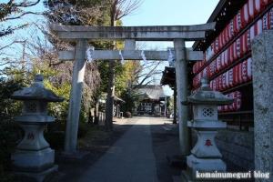 熊野神社(国分寺市西恋ヶ窪)3