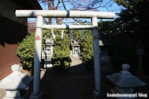 熊野神社(国分寺市西恋ヶ窪)4