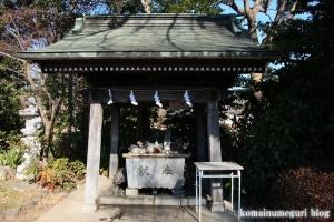 熊野神社(国分寺市西恋ヶ窪)9