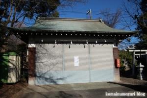 熊野神社(国分寺市西恋ヶ窪)12