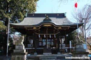 熊野神社(国分寺市西恋ヶ窪)13