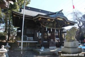 熊野神社(国分寺市西恋ヶ窪)14