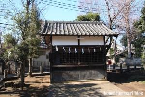 内藤神社(国分寺市日吉町)14