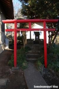 内藤神社(国分寺市日吉町)11