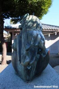 戸倉神社(国分寺市戸倉)19