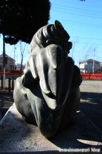 戸倉神社(国分寺市戸倉)23