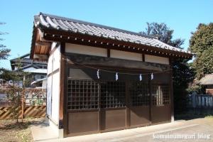 愛宕神社(国分寺市北町)3