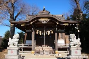 愛宕神社(国分寺市北町)9