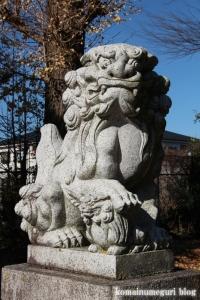 愛宕神社(国分寺市北町)7