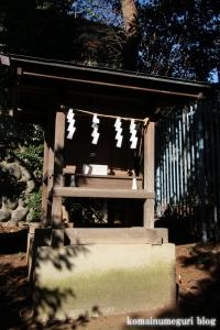 光町稲荷神社(国分寺市光町)9