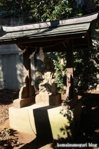 光町稲荷神社(国分寺市光町)10