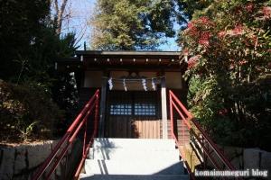 光町稲荷神社(国分寺市光町)5