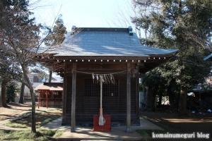 弁天八幡神社(国分寺市西町)5