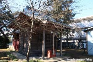 弁天八幡神社(国分寺市西町)6