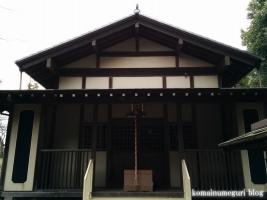 天満天神宮(市川市大野町)9