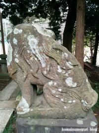 天満天神宮(市川市大野町)17
