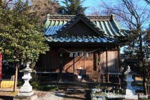 姫宮神社(南埼玉郡宮代町姫宮)12