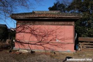 姫宮神社(南埼玉郡宮代町姫宮)13