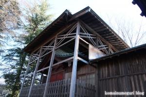 姫宮神社(南埼玉郡宮代町姫宮)15
