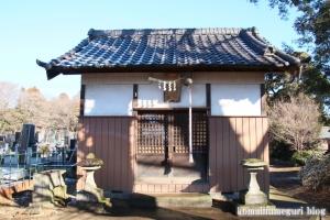 五社神社(南埼玉郡宮代町東)9
