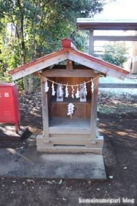五社神社(南埼玉郡宮代町東)11